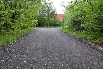Строительство подъездных дорог