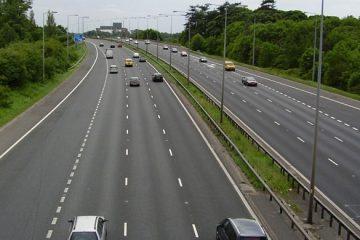 Строительство шоссейных дорог
