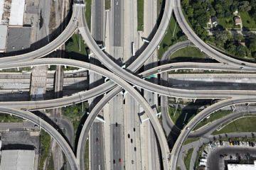 Строительство транспортных дорог