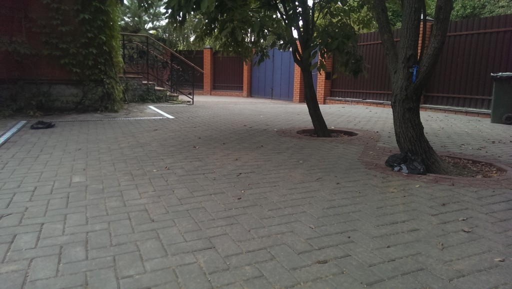 Брусчатка 60мм
