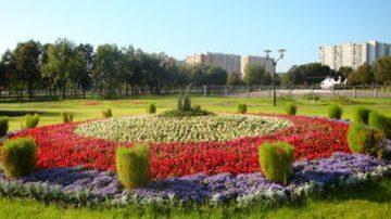 Садово-парковые работы