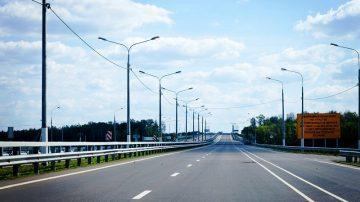 Строительство скоростных дорог