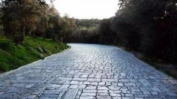 Строительство каменных дорог
