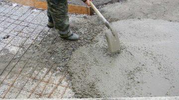 Укладка тротуарной плитки на цемент
