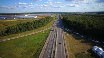 Строительство окружных дорог