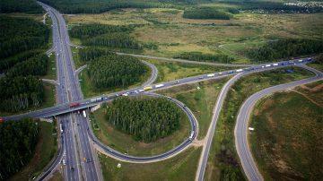 Строительство кольцевых дорог