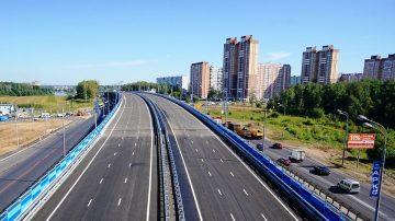 Строительство магистральных дорог