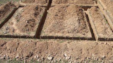 Засыпка котлована песком