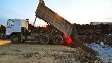 Вывоз грунта утилизация