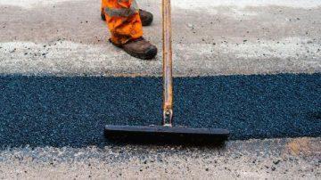 Частный ремонт дорог